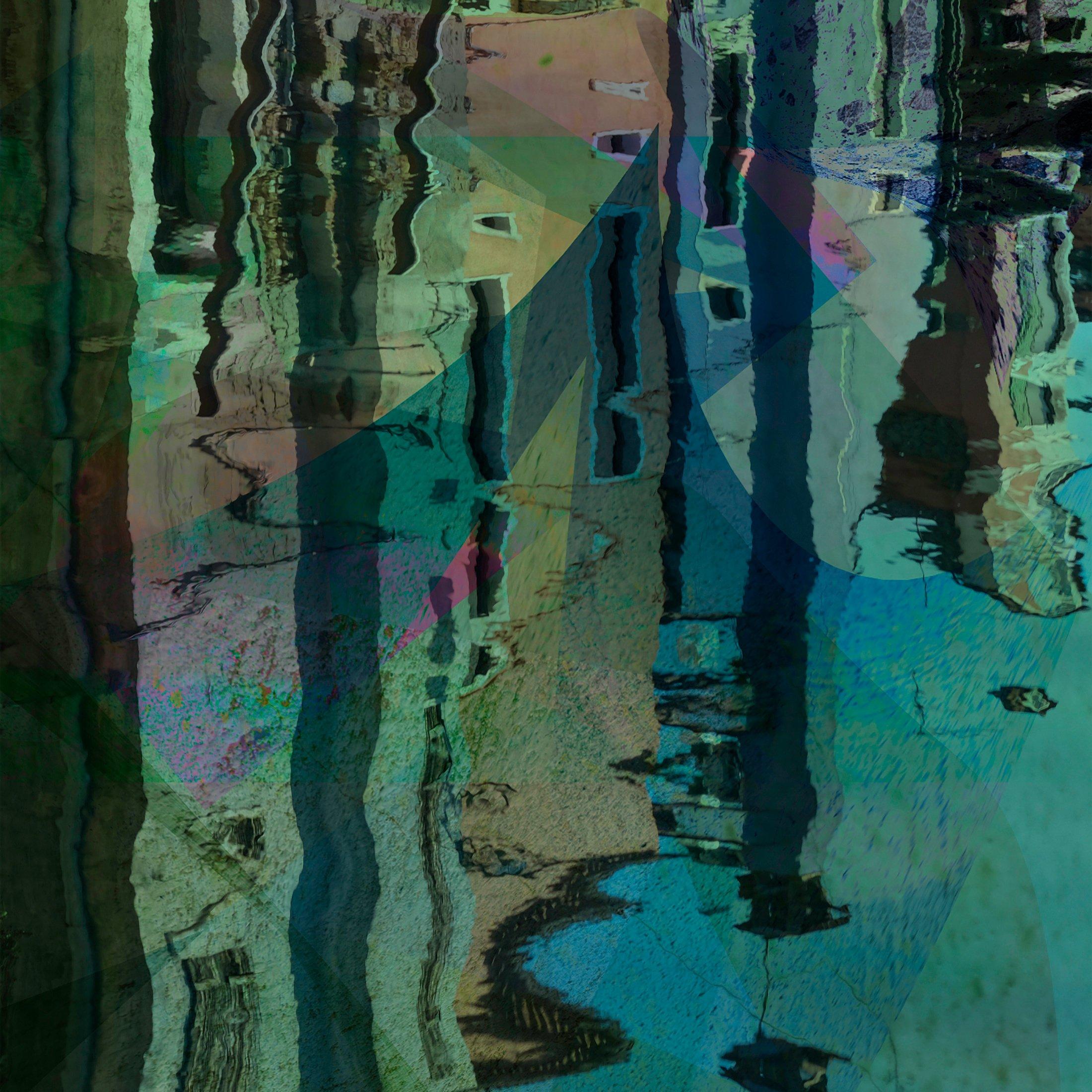 Abstract Reflections , Burano