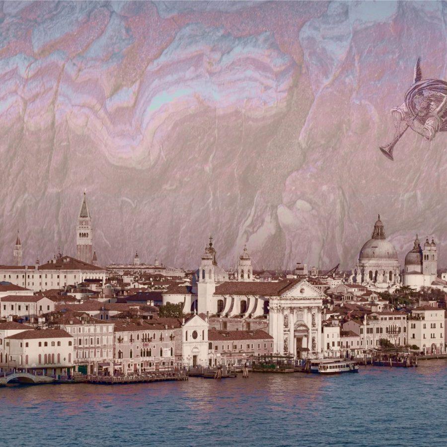 grand-canal-venice-cherub-marble-sky-vintage